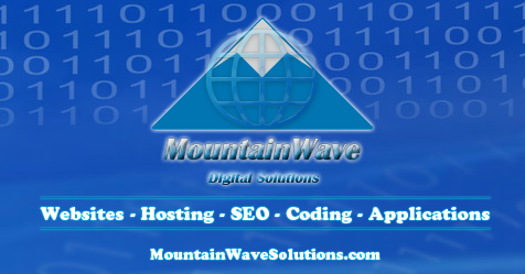 MountainWave Digital Solutions LLC | Website Design | Website Maintenance | Website Hosting | SEO | Application Development | Small Business | Digital Services